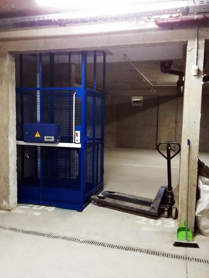 teretni liftovi